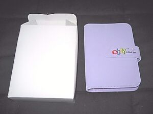 2006 Ebay Taiwan Lavender Address Book Brand New In Box Ebay