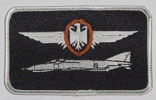Aufnäher Patch Namemsschild F-4 Phantom II Pilot in Bronze ......A3607