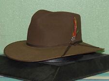 2c51a87e item 1 STETSON 5X FUR FELT DUNE PINCH FRONT COWBOY WESTERN HAT -STETSON 5X FUR  FELT DUNE PINCH FRONT COWBOY WESTERN HAT