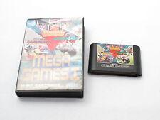 Megadrive Game Mega Games 1 Super Hang On Columns PAL UK No Instructions
