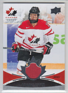 2016-17-UD-CANADA-JUNIORS-BRIANNE-JENNER-JERSEY-153-Game-Used-Canada-Women