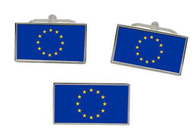 European Union Tie Tack