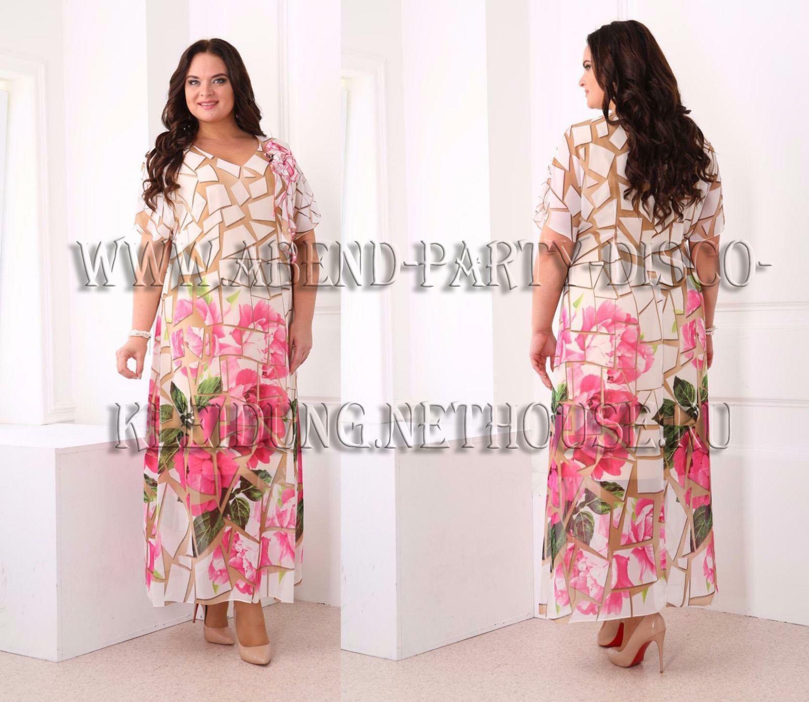 34eb8e6795cc60 Abend Big Größe Farbe wie abgebildet Gr.48,50,52,54 Kleid nnbixa2124-neue  Kleidung
