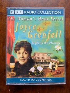 Joyce Grenfell Request the Pleasure Woman's Hour Special Audio Cassette Tape