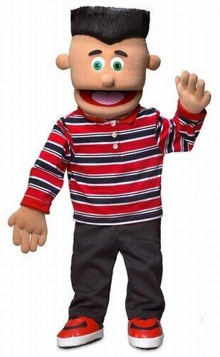 Silly Puppets Jose (Hispanic) 30 inch Professional Puppet