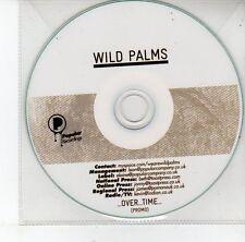 (DV657) Wild Palms, Over Time - DJ CD