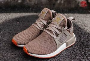 les nouvelles chaussures adidas nmd nmd nmd xr stimuler khaki orange blanc ac taille 6e4606