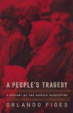 A People's Tragedy: A History of the Russian Revolution, Professor Orlando Figes