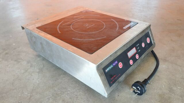 Anvil Alto Commercial Portable Benchtop Induction Hotplate, ICK3500