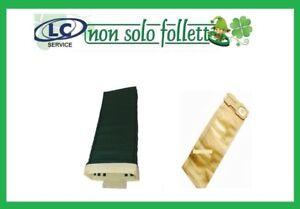 Unità Filtro Folletto VK 120 Sacco Completo Aspirapolvere Vorwerk Non Originale