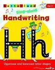 Letterland Sing Along Handwriting Practi 9781782481669 Paperback