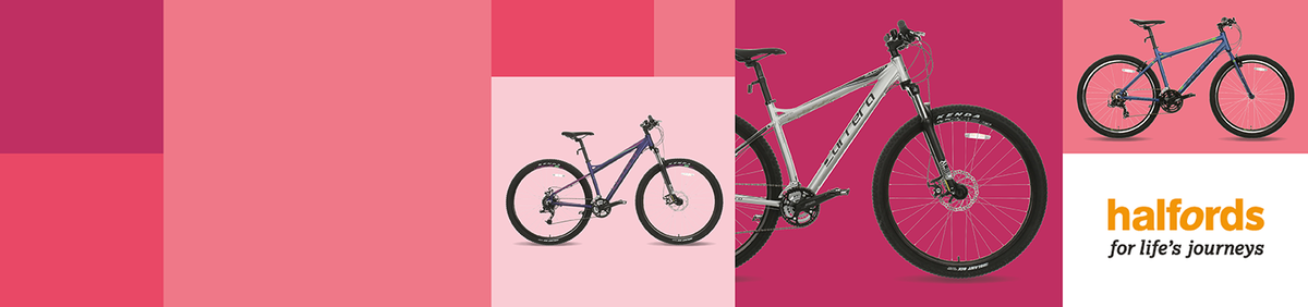 Shop event 20% off Carrera and Apollo Bikes From the Official Halfords eBay Store