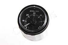 "VDO Viewline Tachometer Marine Boat Gauge 3000 RPM 85mm 3/"" Black A2C59510827"