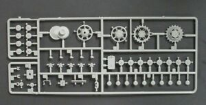 Dragon-1-35-Sd-Kfz-167-StuG-IV-Last-Production-Parts-Tree-A-from-Kit-No-6647