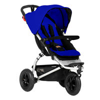 Mountain Buggy 2015 Swift 3.0 Stroller - Marine - Brand Free Shipping