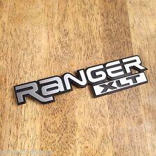 1996-2005 ONE Ford Ranger XLT Fender Emblem OEM Part # F67B16B114BA