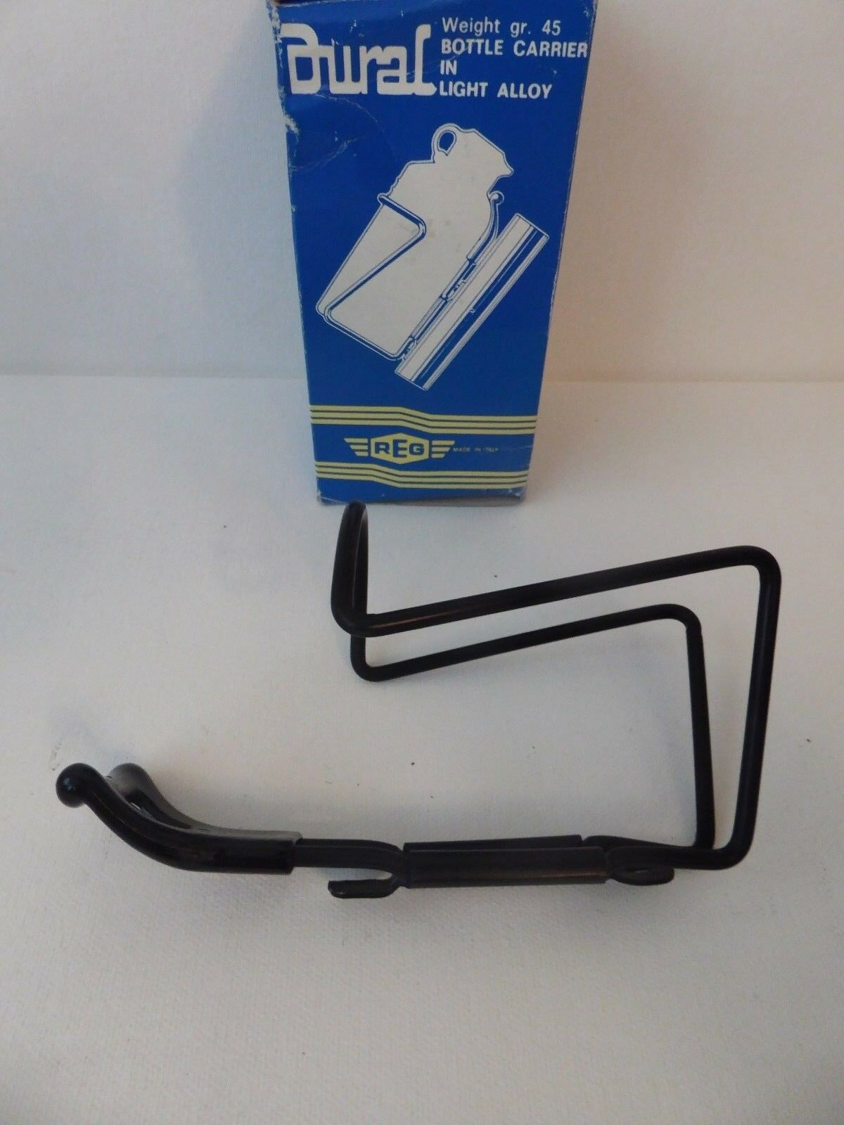 Vintage NOS  Classic REG Dural Water Bottle Cage 45gr for your Vintage Ride  fast shipping and best service