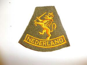 Afbeeldingsresultaat voor dutch army emblem