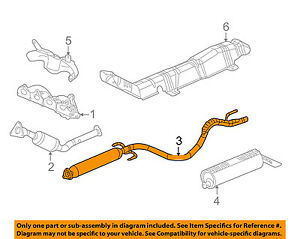 Fantastic Saturn Gm Oem 03 04 Ion 2 2L L4 Exhaust System Front Pipe 22721497 Wiring Cloud Usnesfoxcilixyz