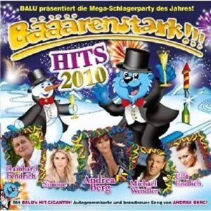 BAAARENSTARK-HITS-2010-2-CD-HELENE-FISCHER-UVM-NEU