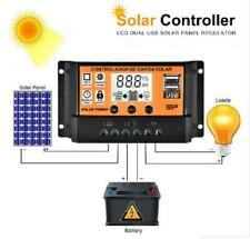 Solar Charge Controller 12v24v Mppt Solar Panel Regulator Auto Focus Tracking