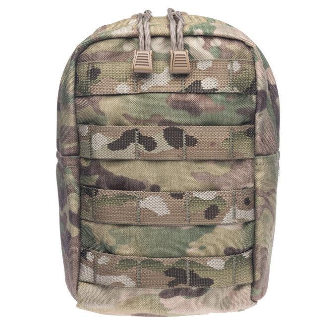 Tac Shield Vertikal Gp Feldtasche Tarnfarbe USA Hergestellt