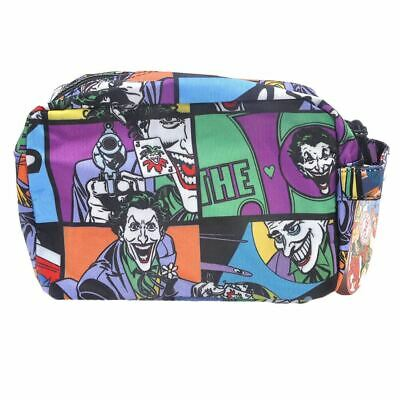 The Joker Pop Art Wash Bag Batman