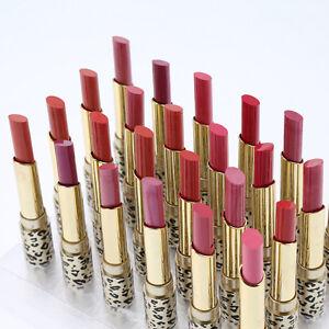 12Stk-Farbe-Dauerhaften-Lippenstift-Set-Make-Up-Wasserdicht-Lipstift-K0H7