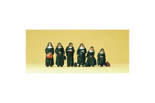 Preiser 10402 HO 1//87 Religieuses Nuns