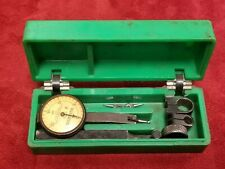 Vintage Federal Testmaster Test Indicator In Box Withattachments Extra Points