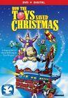 How Toys Saved Christmas 2014 Region 1 DVD