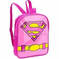 Supergirl Super Girl Backpack Mini 10 Fashion Movie
