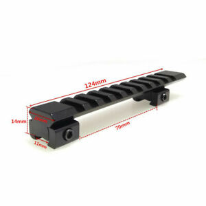 Scope-Riser-Converter-4-9-034-11mm-Dovetail-to-20mm-Picatinny-Weaver-Mount-Adapter