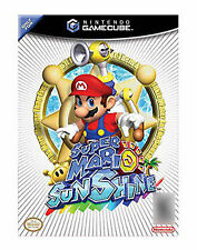 Super Mario Sunshine Nintendo Gamecube 2002 For Sale Online Ebay