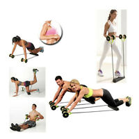 Home Revoflex Workout Total Body Fitness Gym Abs Trainer Resistance Exercise Hot