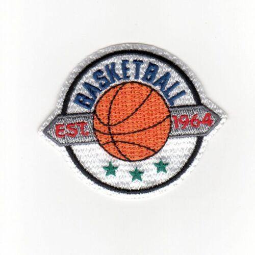 Ecusson Thermocollant Blason Sport Basket Ball REF 3247