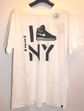 f35c7c88830b item 5 Air Jordan Retro 1 Derek Jeter Re2pect White Navy Blue T-Shirt Mens  Size XL New -Air Jordan Retro 1 Derek Jeter Re2pect White Navy Blue T-Shirt  Mens ...