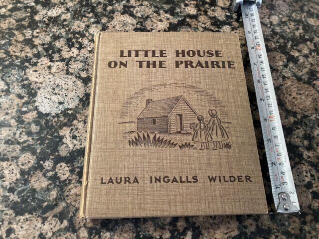 Little House on the Prairie Book 1st Edition 1935 Laura Ingalls Wilder