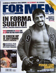 Francesca Lodo Calendario.Details About For Men 05 Gennaro Gattuso Lisa Gritti Gretel Coello Russell Crowe F Lodo N 31