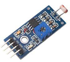 2pcs Photoresistor Sensor Module Light Detection Photodiode With Ao Do Output