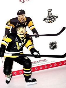 HALLMARK Keepsake 2017 SIDNEY CROSBY Pittsburgh Penguins ...