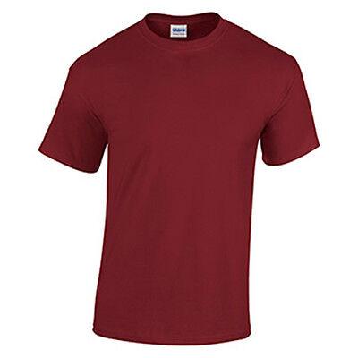 Military Green LOW PRICE Blank Men/'s T Shirt Plain Work Mens Gildan Tee