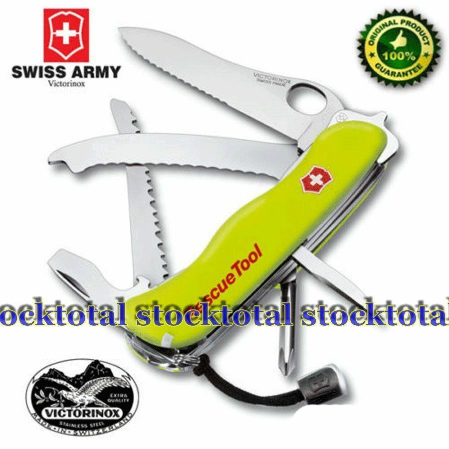 Multipurpose knife victorinox rescuetool 111mm Fluorescent 08623mwn  1  we take customers as our god
