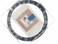 Black steel Bezel Rolex Gmt Master 16710 - 16700 new genuine 100%