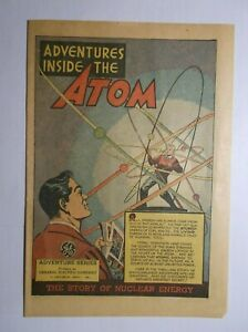 ADVENTURES-INSIDE-THE-ATOM-1948-PROMOTIONAL-COMIC-GENERAL-ELECTRIC