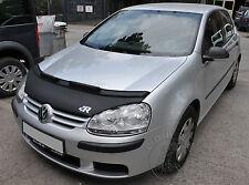 VW Volkswagen Golf 5 V MK5 R32 06 07 08 09 Bra Car Hood Mask + R LOGO