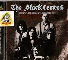 THE BLACK CROWES TRUMP PLAZA HOTEL ATLANTIC CITY 1990 CD NUOVO SIGILLATO !!