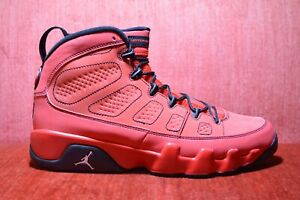 CLEAN-Nike-Air-Retro-Jordan-9-IX-Motorboat-Jones-Red-302370-645-Size-8-5