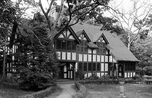 "Wellesley College MA Vintage Photograph 11/"" x 17/"" Reprint 1908 Pomeroy Hall"