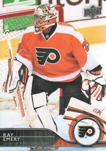 2014-15-Upper-Deck-Hockey-145-Ray-Emery-Philadelphia-Flyers